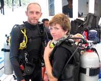 Scuba diving refresher koh Samui