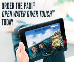 PADI OWD digital