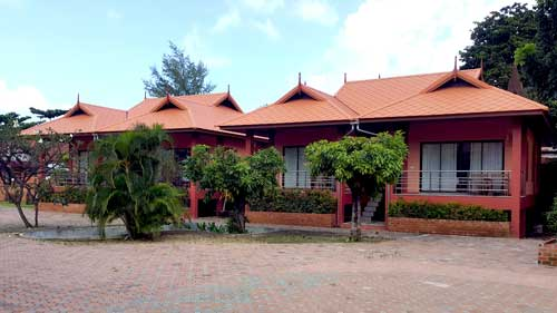 PS Thana Bungalow Koh Samui